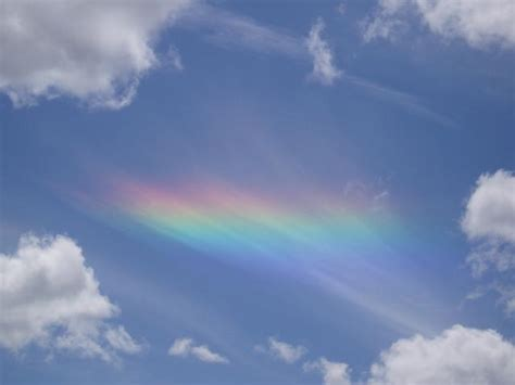 Gamis Marble Pelangi 4 fenomena pelangi api atau rainbow dunia 24 jam