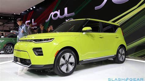Kia E Soul 2020 Price by 2020 Kia Soul Ev Range Confirmed Slashgear
