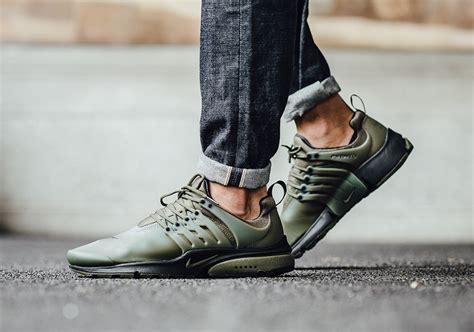 Termurah Sepatu Nike Air Presto Mid Utility Olive Premium Running nike presto utility low cargo khaki 862749 300 sneakernews