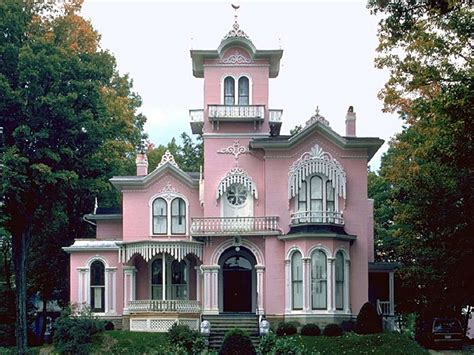 Pink Cottage by 1000 Images About Pink Houses On Pink