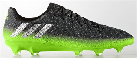 adidas messi 2016 2017 space dust boots released footy headlines