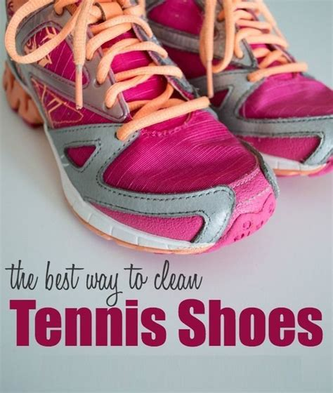 Best Way To Clean by Got Shoes The Best Way To Clean Tennis Shoes And