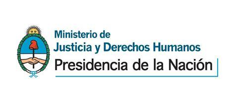Ministerio De Justicia Y Derechos Humanos Presidencia De | ministerio de justicia y derechos humanos de la nacin