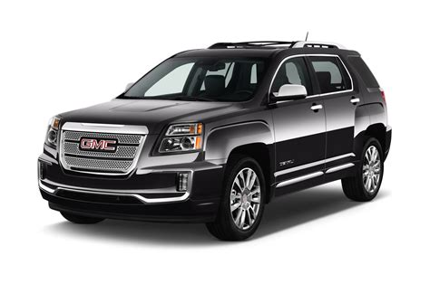 gmc terrain blacked out 2017 gmc terrain adds blacked out nightfall edition