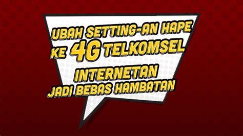 bugs telkomsel nama bug 4g telkomsel adalah setting apn telkomsel 4g