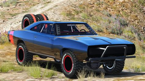 2 fast charger dodge charger road fast furious 7 add on replace