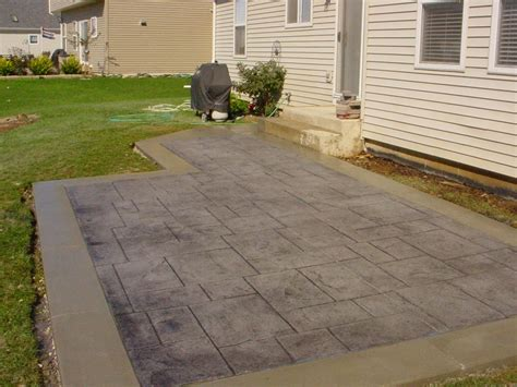 Raised Paver Patio Cost Paver Patio Cost Size Of Concrete Patio Paver Border Concrete Paver Patio Designs Cost