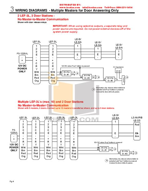 Aiphone le d wiring diagram le series master selective intercom lem1 intercom system pdf manual download aiphone le d wiring diagram aiphone lef3 datasheet as well as asfbconference2016 Choice Image