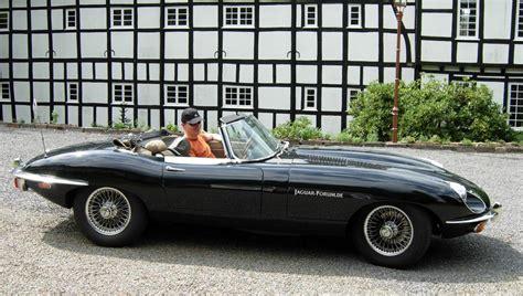 jaguar e type history photos on better parts ltd