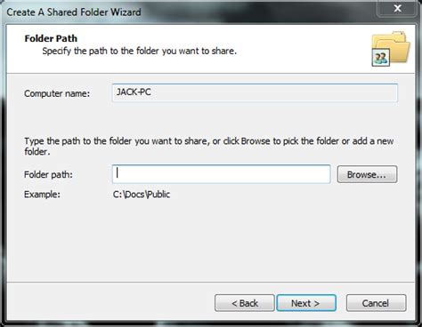 tutorial republic offline how do i share folders in windows 7 with the shared folder