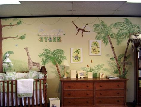 jungle themed bedrooms 5 cool bedroom theme ideas for kids the discovery blog