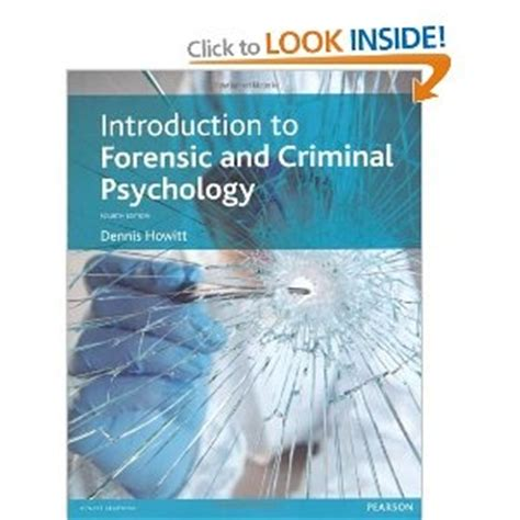 introduction to forensic psychology research and application books 134 best images about forensics psychology on