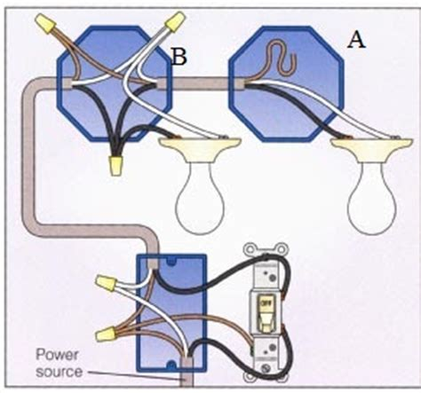 pull string light fixture wiring diagram pull free