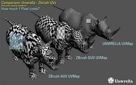 zbrush unwrap tutorial 3dpowerstore 3d io unwrella 3 17
