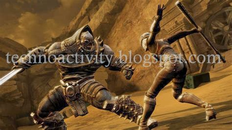 infinity blade for android infinity blade 3 apk data for android technoactivity