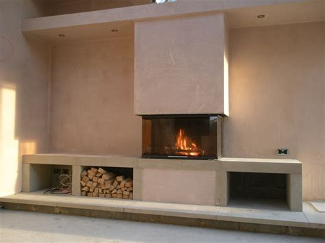 How To Fireplace by New Fireplace Plastered Renovating Hagg Leys Farm
