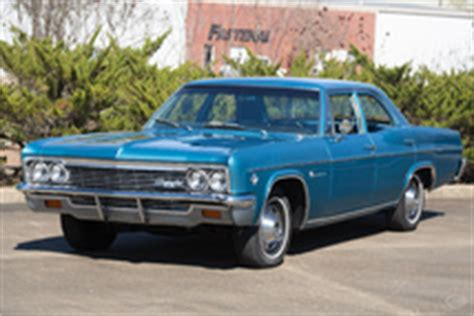 1966 impala specs, colors, facts, history, and performance