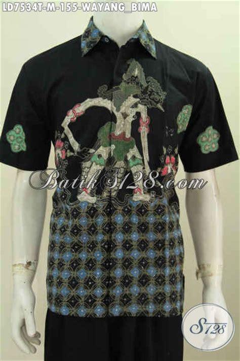 Batik Bima by Baju Batik Wayang Bima Produk Busana Batik Modis Gaul
