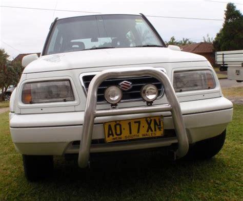 Used Suzuki Sydney Used Suzuki Vitara 2 0l 2 Door Hardtop 4x4 For Sale In