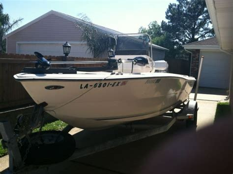 blue wave boats new orleans 1997 key west sportsman 1900 bay boat for sale in new