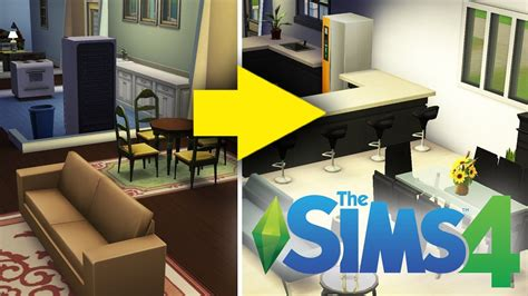 bhr home remodeling interior design an interior designer designs a home in the sims 4 youtube