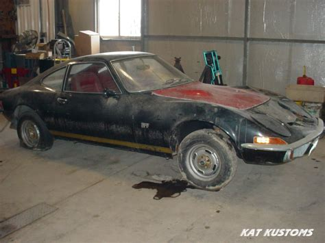 69 Opel Gt by Project Gallery 69 Opel Gt Car Finished For