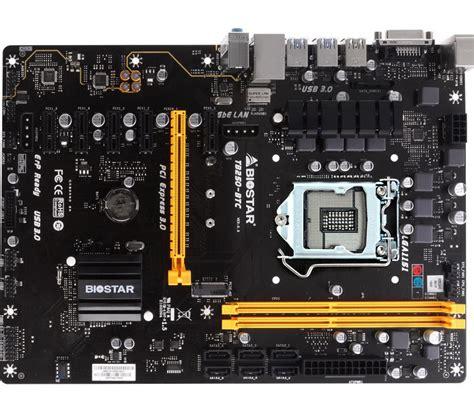 Biostar Tb 250 Btc Pro Bonus Riser Card 12pc 1 biostar unveils the tb250 btc motherboard for bitcoin mining rigs techpowerup