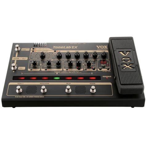 Harga Efek Gitar Vox Tonelab Se disco vox valvetronix tonelab ex guitarra pedal en