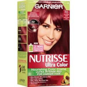 garnier nutrisse ultra color haircolor walmart