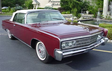1966 Chrysler Imperial Convertible by 1966 Chrysler Imperial Crown Convertible
