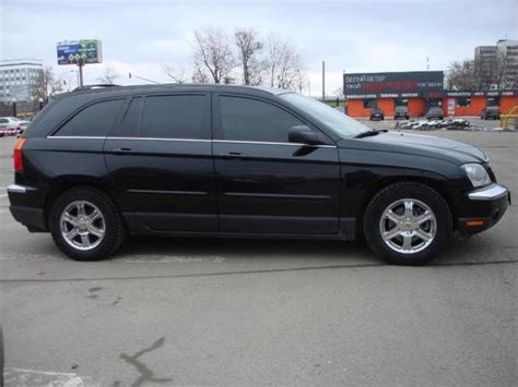2003 Chrysler Pacifica by 2003 Chrysler Pacifica Fwd Related Infomation
