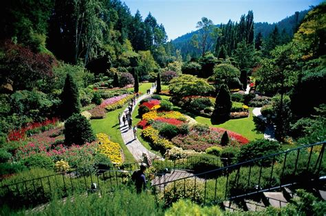 Vancouver Gardens by Alaska Shore Experts Butchart Gardens