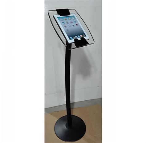 acrylic ipad stand apple 2nd 3rd 4th generation ipad floor stand w