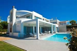 Villas de luxe à vendre en Portugal Algarve Le Triangle d'Or.