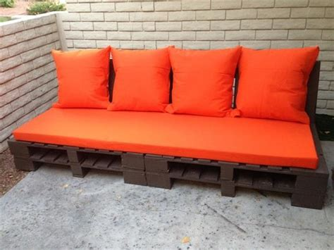 diy couch cushions diy pallet indoor couch ideas pallets designs