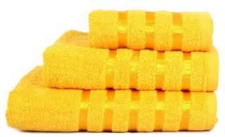 bath towels yellow rugs