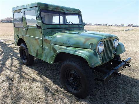Jeep Cj4 For Sale 1964 Jeep Amc Willys Cj4 Cj5 Cj6 Cj7 Cj 3b Cj 3a Wrangler