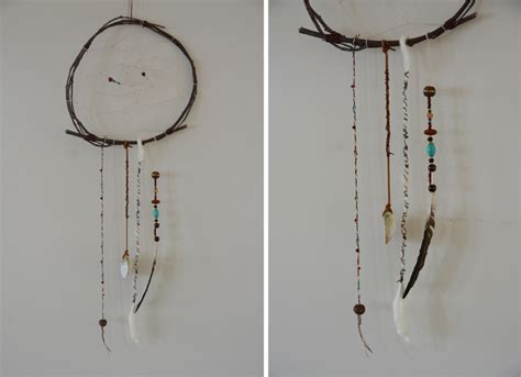 How To Make A Paper Dreamcatcher - make your own dreamcatchers babyccino daily tips