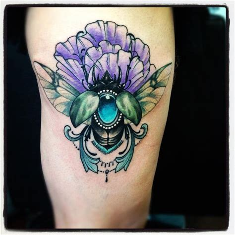 love insect tattoos tattoo pinterest