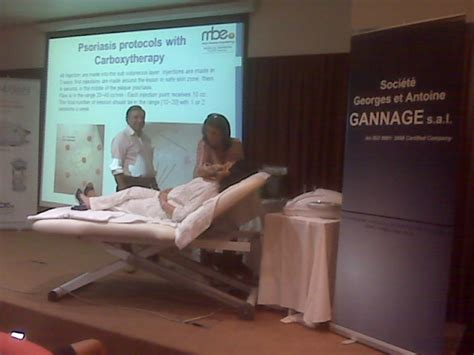 workshop  lebanon gas contouring carboxytherapy   oxygen infusion