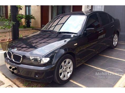 Accu Mobil Bmw 318i jual mobil bmw 318i 2004 2 0 automatic 2 0 di dki jakarta automatic sedan hitam rp 135 000 000