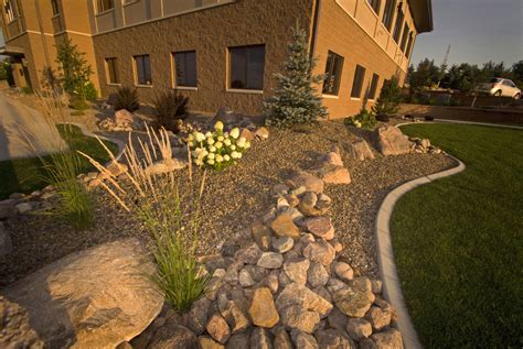 commercial landscaping prairie view landscaping