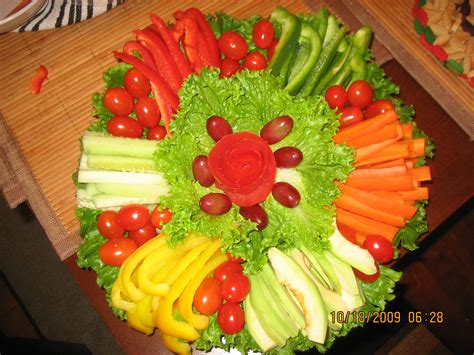 salad decoration at home image gallery salad design
