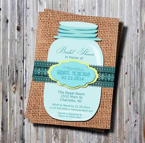 bridal shower invitation diy 20 lovely bridal shower invitation ideas random talks