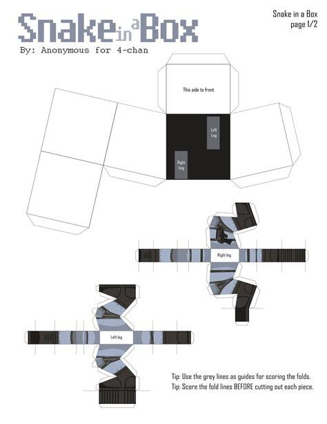 Gear Papercraft - hakocraft jshieldsgraham2