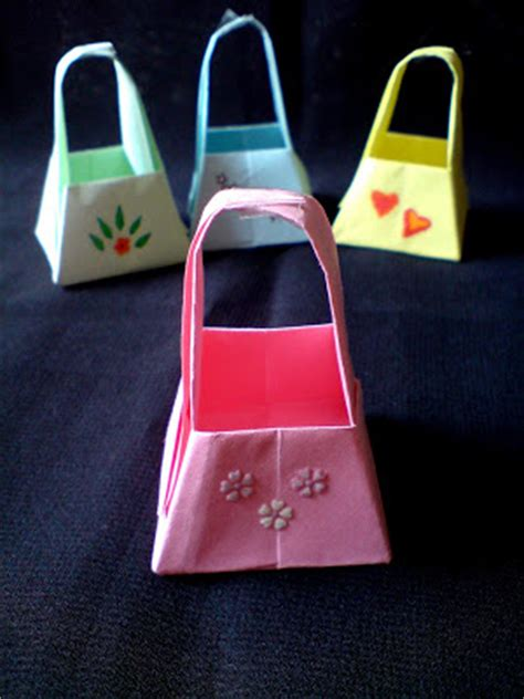 And Craft Paper Bags - nits arts and crafts tiny paper bags