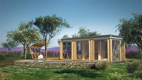 prefabricated house the advantages of prefab wooden houses mybktouch com
