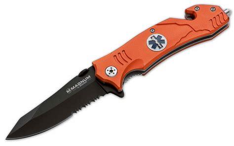 ems pocket knife boker offers pocket knife magnum ems rescue by magnum by