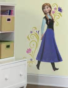 Disney Frozen Wall Stickers disney frozen anna giant wall decal