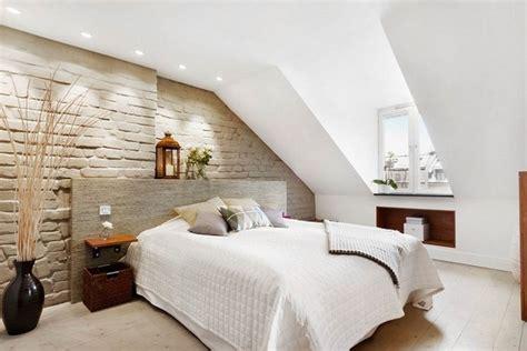 schlafzimmer mit dachschräge deko ideen dachschr 228 ge deko schlafzimmer